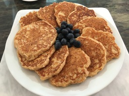 Light Lemon Ricotta Pancakes